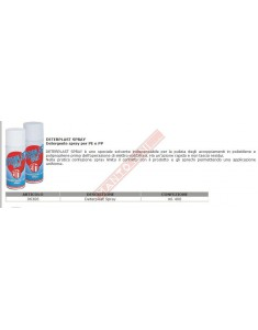 DETERPLAST SPRAY PER PE PP ML 400