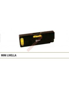 FUMSI MINI LIVELLA IN ABS 2 FIALE LUNGH MM 105