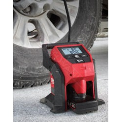 Milwaukee m12 BI-0 compressore compatto l per batterie 12 v