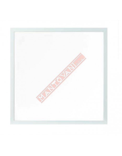 PAN LED PANEL 60X60 40W 3000 LUMEN 3000K MODELLO BASIC DRIVER INCLUSO